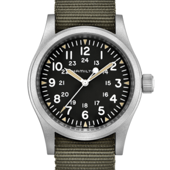 HAMILTON Khaky Field Mechanical