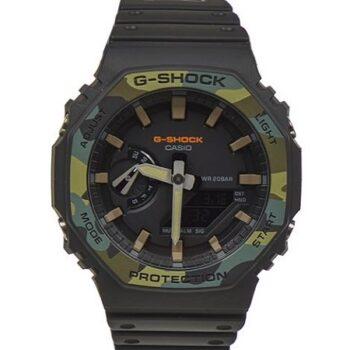 G-SHOCK Classic Carbon Core GA2100SU-1AER