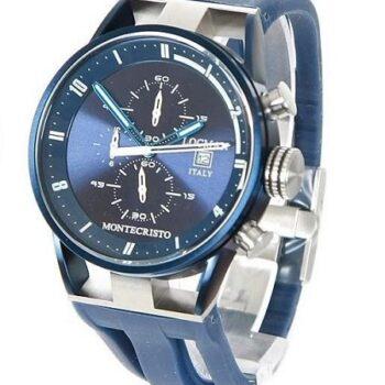 LOCMAN Cronografo Montecristo 0510BLBLFWH0SIB