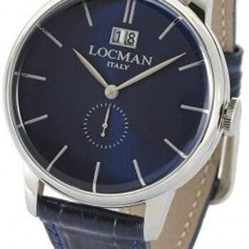 LOCMAN Solo Tempo 1960 0252V02-00BLNKPB
