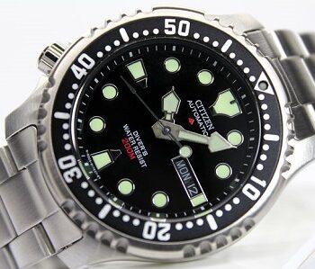 CITIZEN Promaster Diver NY0040-50E