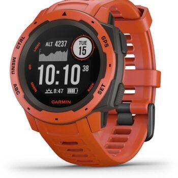 GARMIN Instinct Sport GPS Flame Red