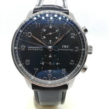 IWC  Portoghese Cronografo IW371447