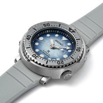 SEIKO Prospex Save The Ocean Antartica Tuna Limited Edition SRPG59k1